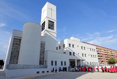 Iglesia Jesús obrero